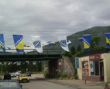 Zastava s ljiljanima nije bosanskohercegovačka!
