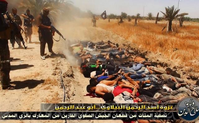 Islamisti ostavili poruku na obezglavljenom tijelu