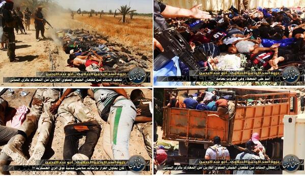 Islamisti ponovo vrše masovna smaknuća