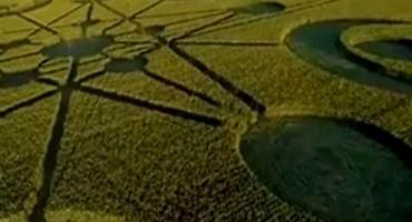 Otkriveni misteriozni krugovi u žitu u Njemačkoj i Engleskoj!
