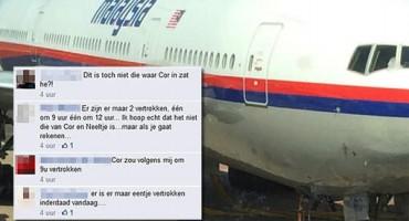 Objavio fotografiju srušenog zrakoplova na svom Facebook profilu: 'Ako nestane, ovako je izgledao'