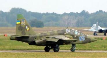 Zrakoplov Su-24 srušio se u Siriji