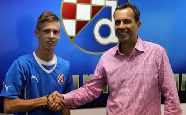 Zagrebački Dinamo doveo 16-godišnjaka iz Barcelone