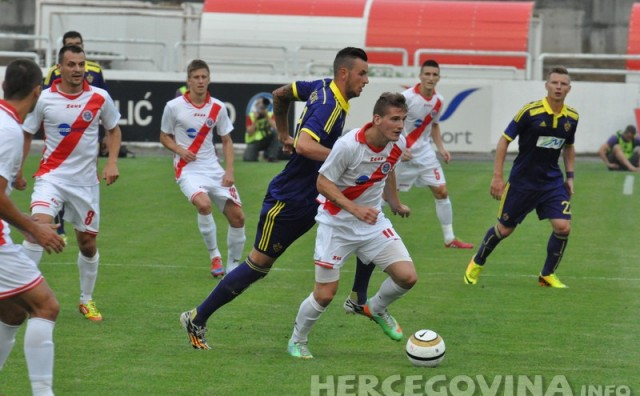 Online prijenos utakmice: NK Maribor - HŠK Zrinjski