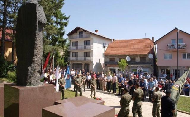 Svečano obilježen dan brigade 'Kralj Tomislav'