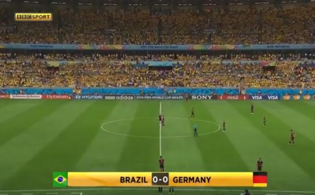 Evo što se zapravo dogodilo: Brazilci nisu niti bili na terenu