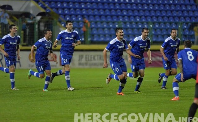 NK Široki Brijeg-Gabala 3:0