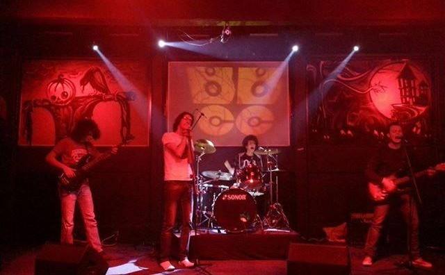 Čapljina: Promocija prvog albuma banda Anarhiv