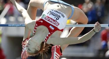 Ana Šimić sa 199 cm osvojila broncu