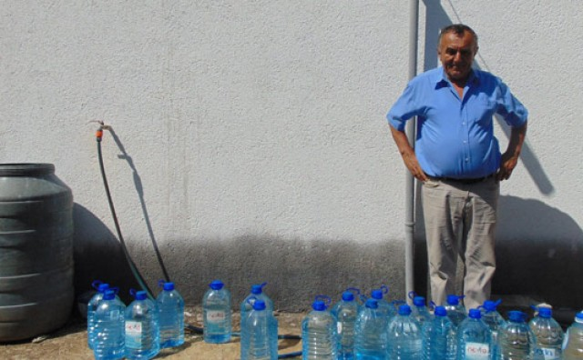 Gotovo mjesec dana žive bez vode