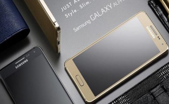 Predstavljen Samsung Galaxy Alpha