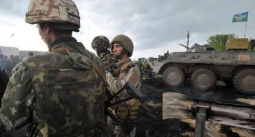Situacija na istoku Ukrajine je naglo eskalirala