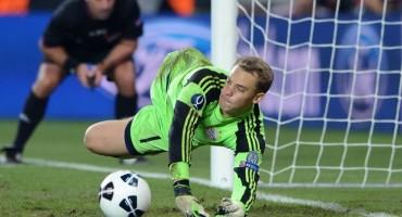 Manuel Neuer komunicira na hrvatskom jeziku !