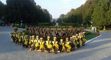 Godišnji koncert Mostarskih mažoretkinja 29.11.2014.