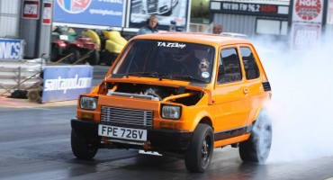 Fiat 126 'Peglica' od 650 konja