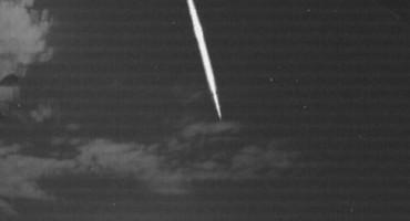 Sinoć je iznad BiH pao najsjajniji meteor, koji je zabilježen u posljednje dvije godine