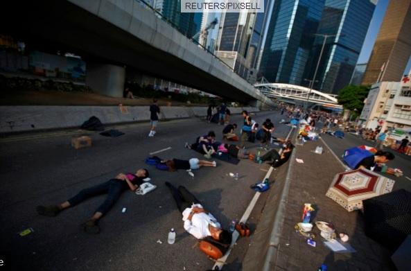 Hong Kong: Pobuna protiv ukidanja demokracije