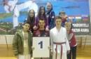Zrinjskom četiri medalje u Rami