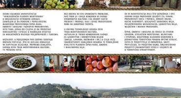 Najava 7. Sajma Hercegovački Plodovi Mediterana Stolac 2014