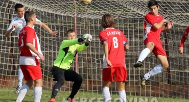FK Velež: Kadeti Želje uzeli bod, poraz juniora