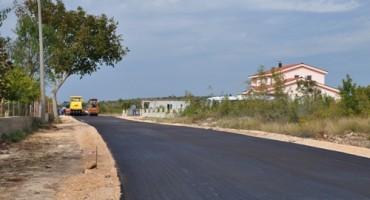 Rekonstruirana prometnica koja povezuje Paoču i Vidoviće