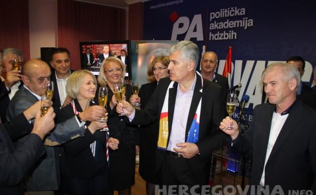 Hrvati poručili: Želimo izbornu jedinicu, pravedniju raspodjelu prihoda, EU, razvoj gospodarstva