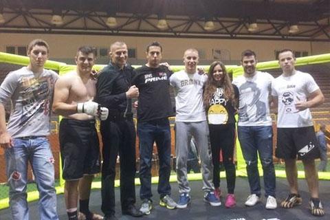 U Ljubuškom održan Arti Fighting Championship 3.