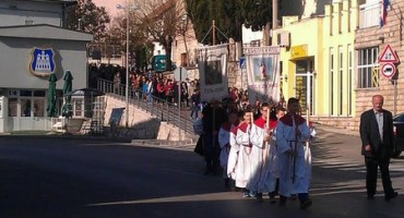 Tisuće ljudi proslavile blagdan sv. Kate u Grudama