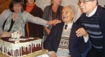 Stogodišnjak Jerko Kovač spašavao Židove, kockao s Peleom…