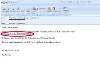 MUP upozorava - nikako ne otvarajte ovaj mail!