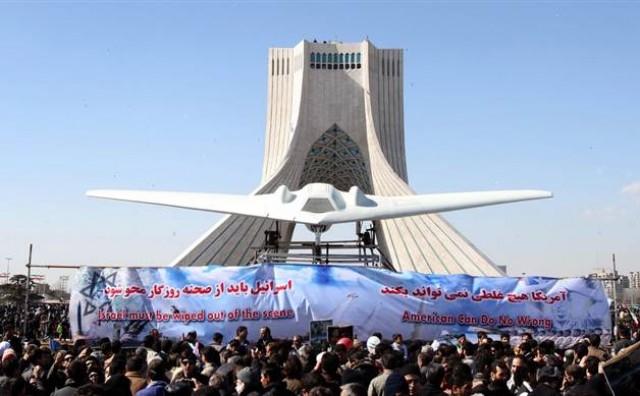 Američka vojna tehnologija u iranskim rukama