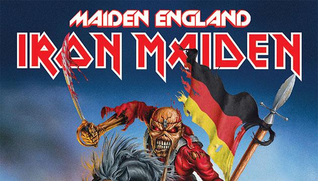 BEND Iron Maiden oduševljeni s 2Cellos