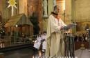 Polnoćka  u katedrali sv. Lovre i Elizabete u Rotterdamu