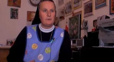 Časnu sestru Janju Martinu zbog odore ne žele za šeficu vrtića