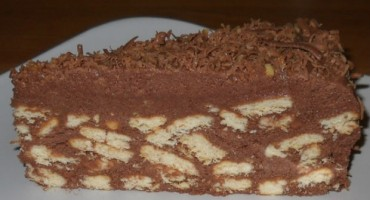 Čokoladna torta: Brzi tigar