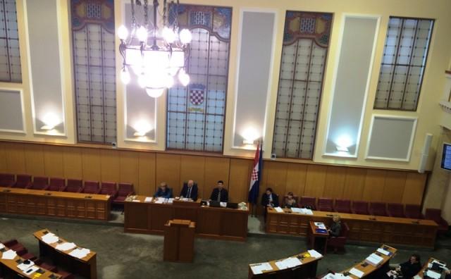 Hrvatski Sabor:  Jeste li svjesni da ne biste sjedili tu gdje sjedite da nije bilo ljudi iz BiH koji su branili Hrvatsku?