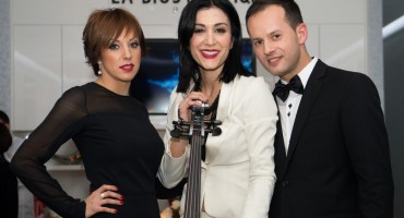 Ana Rucner, Vlatka Pokos, Anica Kovač, Boris Banović uveličali prvi rođendan La Bellezza studija