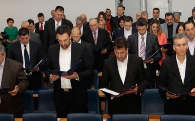 U većini županija osigurane većine za izbor novih vlada