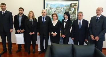 Mostar: Obilježena jedanaesta obljetnica pogibije makedonskog predsjednika Borisa Trajkovskog