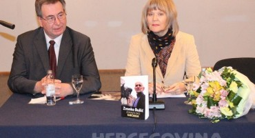 Mostar: Predstavljena knjiga Zdravo oko-Sjećanja Zvonka Bušića