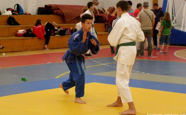 David Pušić član mostarske Borse sedmi na Europskom judo kupu