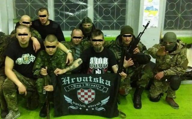 Rusi naredili lov na hrvatskog dragovoljca 'Horvata'