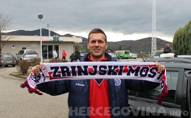 Mario Maka Ivanković novi trener kadeta HŠK Zrinjski