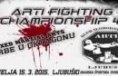 Arti fighting championship u Ljubuškom u nedjelju 15.03. 2015 g