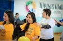 BoHeMSA Lc Mostar projektom Sunčana strana dlana obilježila Svjetski dan Down sindroma