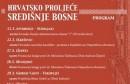 Hrvatsko Proljeće Središnje Bosne nastavlja se ovoga vikenda.