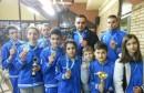 Cro Star osvojio 10 medalja na državnom prvenstvu u taekwondo-u