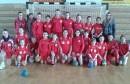 Odigrana prva dva kola rukometne lige Herceg Bosne za djevojčice rođene 2002