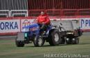 HŠK Zrinjski: Radovi na travnjaku stadiona