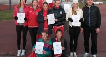 Atletičari Brotnja nastavljaju rušiti državne rekorde